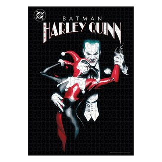 SD Toys DC Comics Jigsaw Puzzle Joker & Harley Quinn