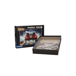 SD Toys Back to the Future Puzzle Outatime