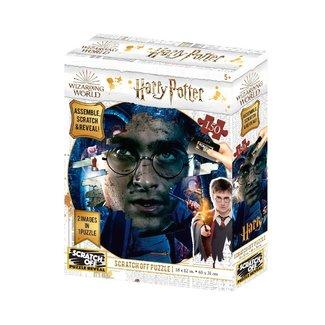 Prime 3D Harry Potter Scratch Off Puzzle
