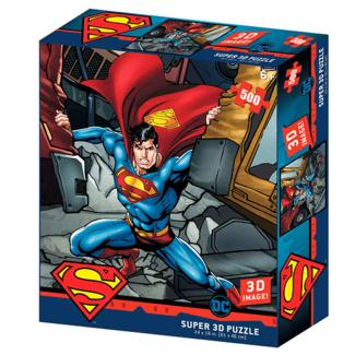 Prime 3D Superman Prime 3D Puzzle