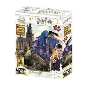 Prime 3D Harry Potter Scratch off Puzzle 500 pcs