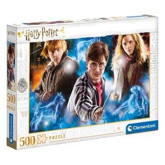 Clementoni Harry Potter Jigsaw Puzzle Expecto Patronum (500 pieces)