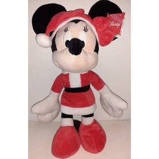 Disney Minnie Mouse Christmas Knuffel 43cm