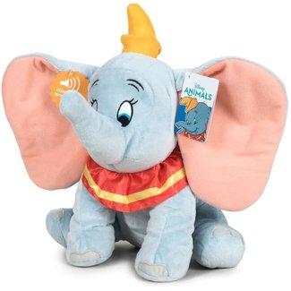 Disney Dumbo with noise
