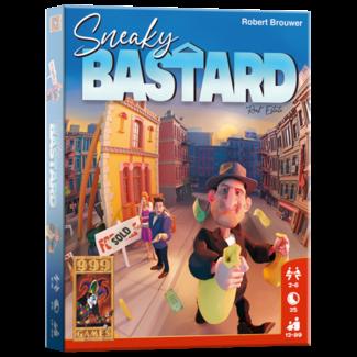 999 Games Sneaky Bastard - Kaartspel