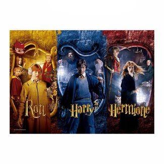 SD Toys Harry Potter Jigsaw Puzzle Harry, Ron & Hermione
