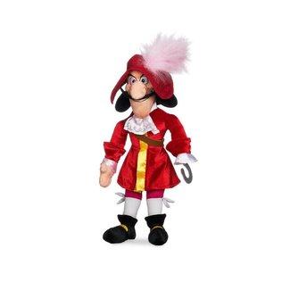 Disney Kapitein Haak (Peter Pan) Knuffel