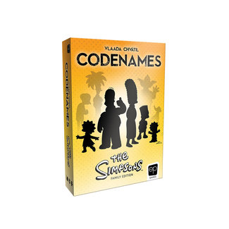 usaopoly CODENAMES THE SIMPSONS