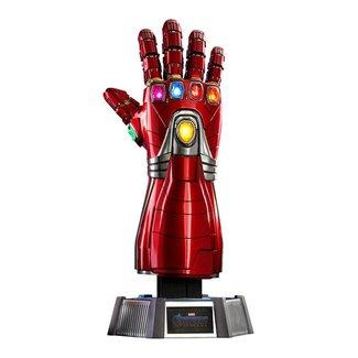 Hot Toys Avengers: Endgame Life-Size Masterpiece Replica 1/1 Nano Gauntlet 52 cm