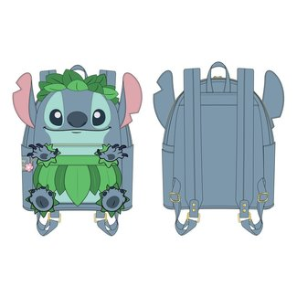 Loungefly Backpack Lilo & Stitch Luau Cosplay