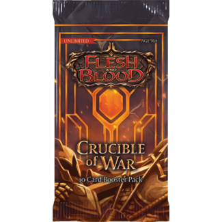 Legend Story Studios FLESH AND BLOOD CRUCIBLE OF WAR UNLIMITED BOOSTER