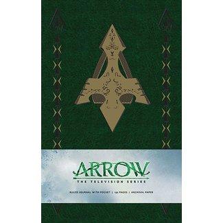Arrow Hardcover Ruled Journal Logo