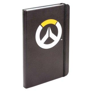 Overwatch Hardcover Ruled Journal Logo