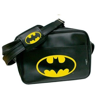 Batman – Classic Movie Logo Messenger Bag