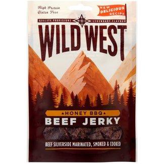 Wild West BEEF JERKY HONEY BBQ 25 gr