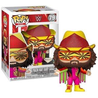 "Funko Pop! WWE: ""Macho Man"" Randy Savage Special Edition Diamond Collection"