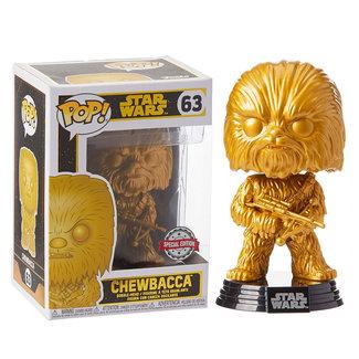 Funko Pop! Star Wars: Chewbacca (GP) (MT)