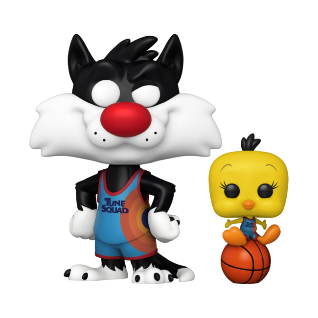 Funko Pop! Movies: Space Jam 2 - Sylvester and Tweety