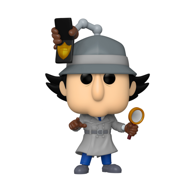Funko Pop! Cartoons: Inspector Gadget Limited Chase Edition