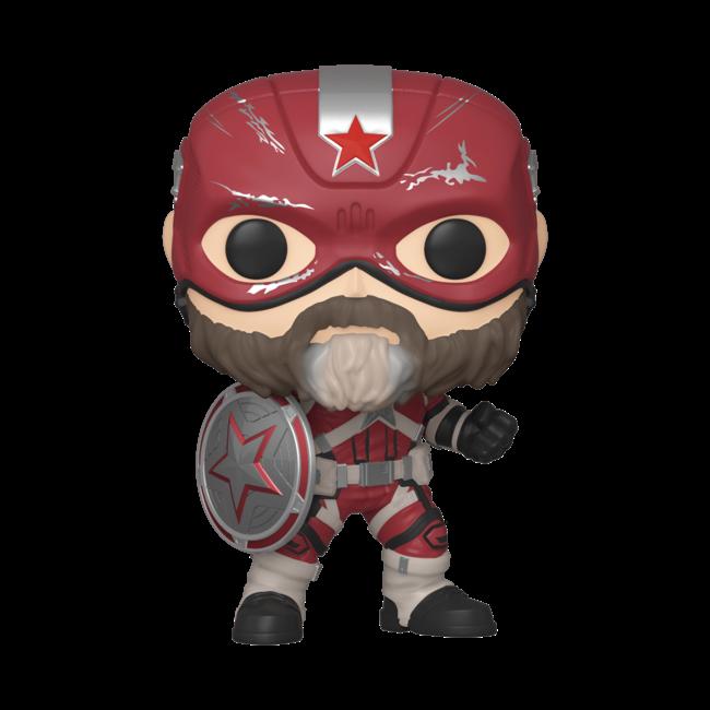 Funko Pop! Marvel: Black Widow - Red Guardian