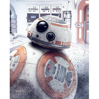 Star Wars The Last Jedi (BB-8 Peek)