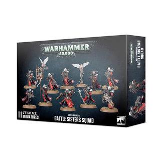 Games Workshop Battle Sisters Squad