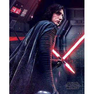 Star Wars The Last Jedi (Kylo Ren Rage)