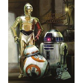 Star Wars Episode VII (Droids)
