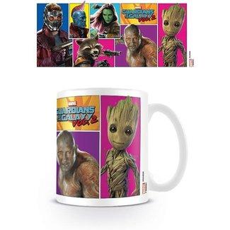 Guardians of the Galaxy Vol. 2 Mug Comic Panels