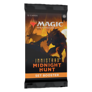 Wizards Of The Coast INNISTRAD MIDNIGHT HUNT SET BOOSTER