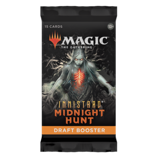 Wizards Of The Coast INNISTRAD MIDNIGHT HUNT BOOSTER