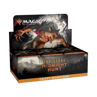 Wizards Of The Coast INNISTRAD MIDNIGHT HUNT BOOSTER DISPLAY