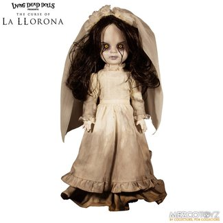 Mezco The Curse of La Llorona Living Dead Dolls Doll La Llorona 25 cm