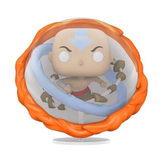 Funko Pop! Super: Avatar - Aang All Elements