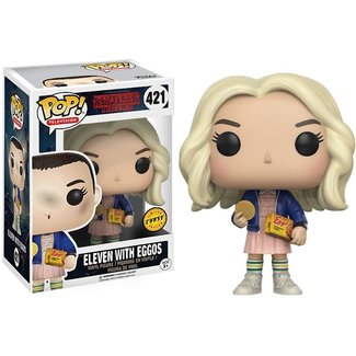 Funko Funko Pop! TV: STranger Things - Eleven with Eggos Limited Chase Edition