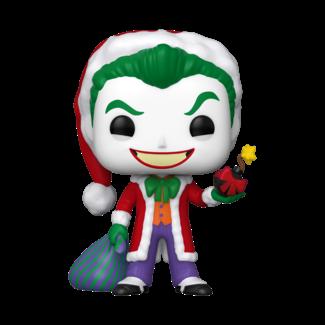 Funko Pop! Heroes: DC - The Joker as Santa