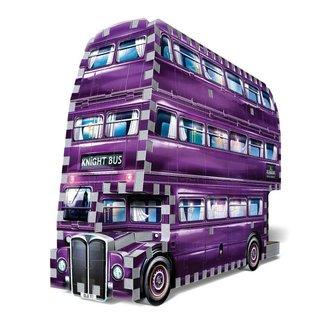 Wrebbit 3D Harry Potter 3D Puzzle The Knight Bus