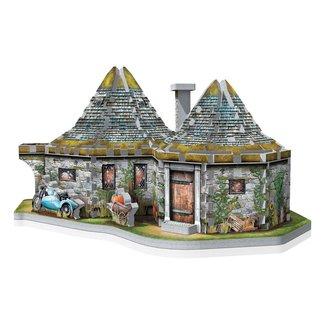 Wrebbit 3D Harry Potter 3D Puzzle Hagrid's Hut