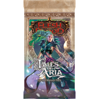 Legend Story Studios FLESH AND BLOOD TALES OF ARIA BOOSTER