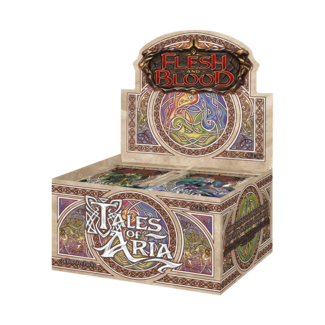 Legend Story Studios FLESH AND BLOOD TALES OF ARIA BOOSTER DISPLAY