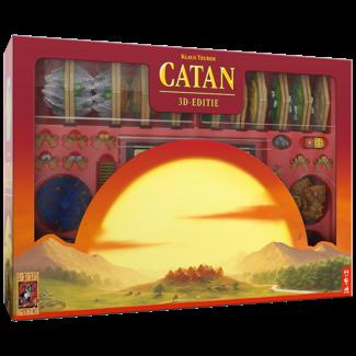 999 Games Catan: 3D Editie - Bordspel