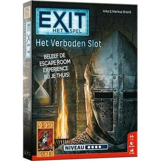 999 Games EXIT - Het Verboden Slot