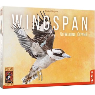 999 Games Wingspan uitbreiding: Oceanië