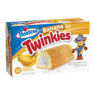 Hostess TWINKIES BANANA BOX