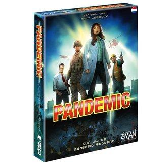 Z-Man Games PANDEMIC NL