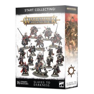 Games Workshop Start Collecting! Slaves to Darkness