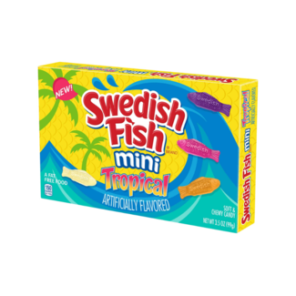 Swedish Fish Tropical Box 99 gr.