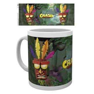 Crash Bandicoot: Aku Aku Mug