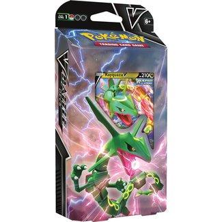 The Pokémon Company international V BATTLE DECKS RAYQUAZA V