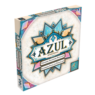 Next Move AZUL GLANZEND PAVILJOEN EXPANSIE NL/FR